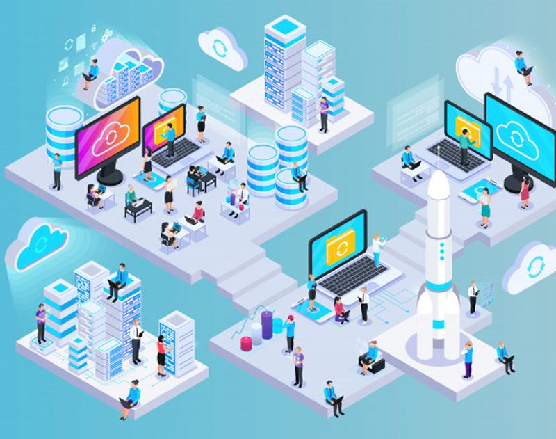 Cloud Computing & Infrastructure