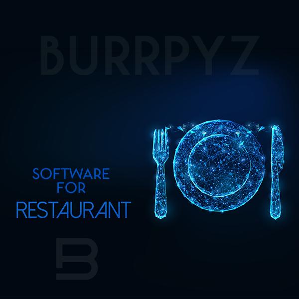 Burrpyz - Software for Restaurants