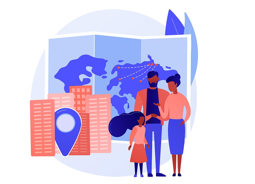 Expat Management System